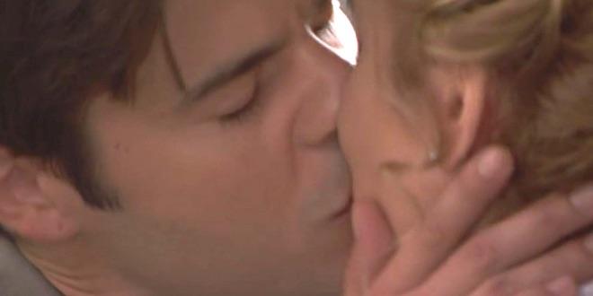 Bacio ELVIRA - SIMON / Il segreto