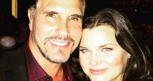 Heather Tom e Don Diamont / Foto Instagram - bbheathertom