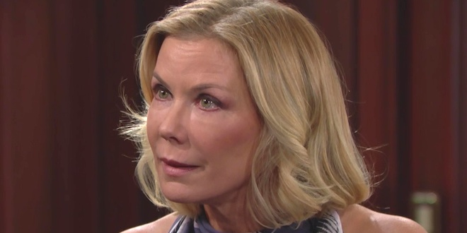 BROOKE / The bold and the beautiful