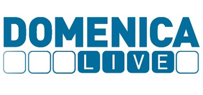 DOMENICA LIVE anticipazioni: gli ospiti di domenica 18 novem