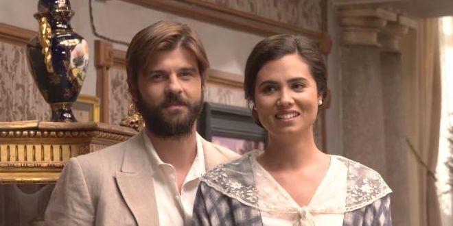 GONZALO e MARIA 2018 / Il segreto (Antena 3)