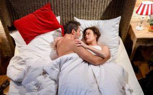 Christoph e Xenia, Tempesta d'amore © ARD/Christof Arnold