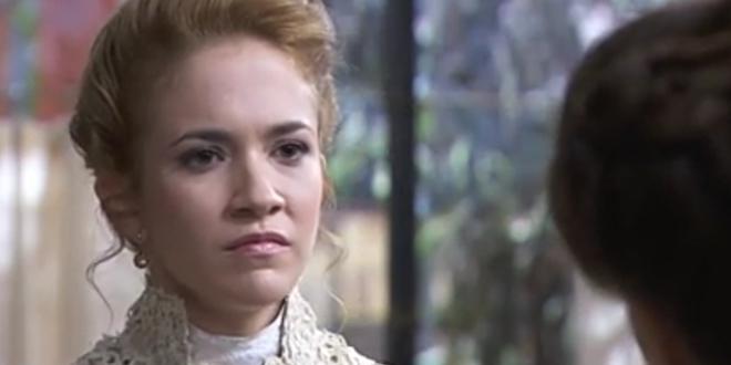 Una Vita anticipazioni: ELVIRA svelerà che SIMON è figlio di
