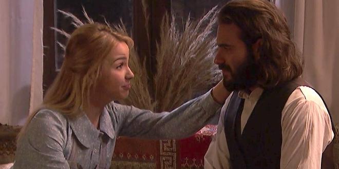 Il Segreto anticipazioni: ISAAC chiede ad ANTOLINA di sposar