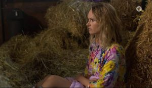 Jessica abbandona la figlia, Tempesta d'amore (Screenshot)