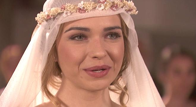 ANTOLINA si sposa con ISAAC