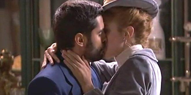 ELVIRA e VICTOR, il bacio / Una vita