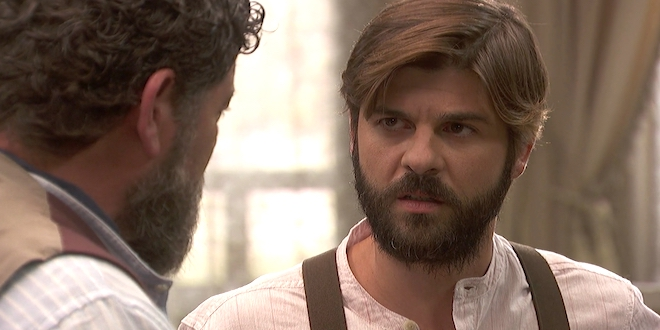Il Segreto anticipazioni: GONZALO pensa che FERNANDO abbia rapito EMILIA e ALFONSO