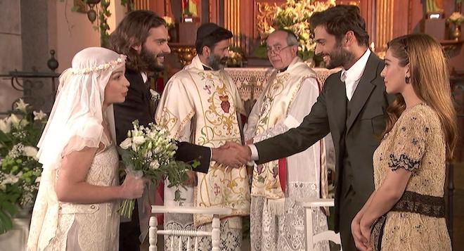 Matrimonio In Segreto : Il segretou d anticipazioni spagnole fernando irrompe al matrimonio