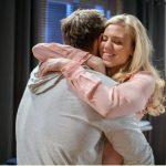 Alicia comunica a Paul di essere incinta, Tempesta d'amore © ARD Christof Arnold