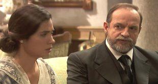 MARIA e RAIMUNDO / Telenovela Il segreto