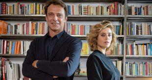Alessandro Preziosi e Greta Scarano, protagonisti di NON MENTIRE