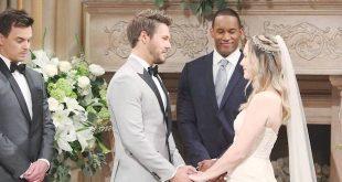 WYATT, LIAM, HOPE / matrimonio a Beautiful