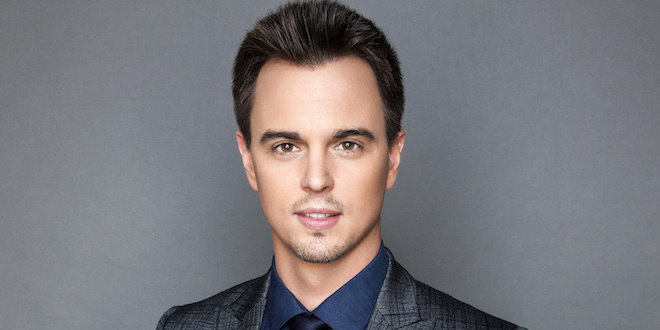 Darin Brooks è Wyatt Spencer / Beautiful