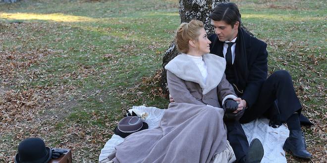 ELVIRA e SIMON / Foto copyright: MEDIASET e BOOMERANG TV