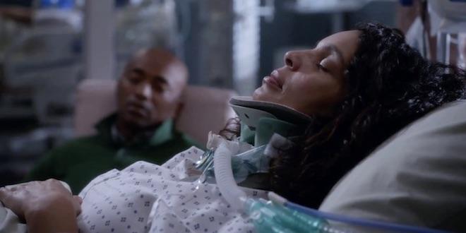 Greys anatomy / Fidanzata in coma