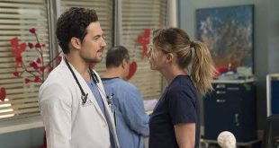 Grey's anatomy / I walk the line