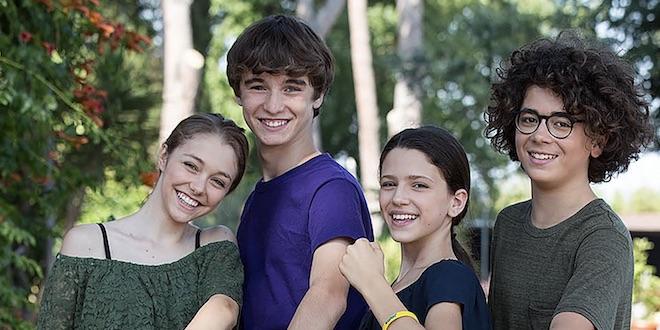 JAMS - Serie tv per ragazzi su RAI GULP