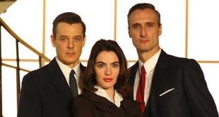 Luciano, Clelia e Oscar / Il paradiso delle signore