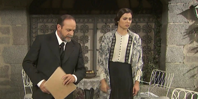 Raimundo e Maria / Il segreto