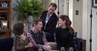 Will & Grace / Foto copyright: Mediaset e Chris Haston / NBC