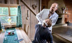Henning rapisce Joshua, Tempesta d'amore © ARD Christof Arnold