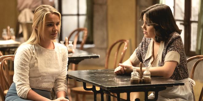 ANTOLINA e MARCELA de IL SEGRETO / Copyright foto: