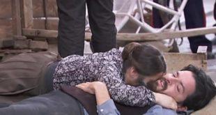 CASILDA abbraccia MARTIN (in punto di morte) / Una vita