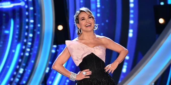Barbara D'Urso / Grande Fratello (copyright foto: MEDIASET)