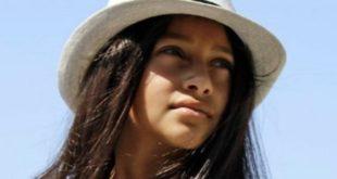 Ludovica Nasti / Mia Parisi a Un posto al sole (foto da Facebook)