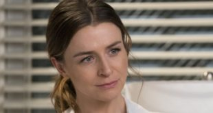 Amelia (Caterina Scorsone) - Grey's Anatomy / copyright foto: ABC