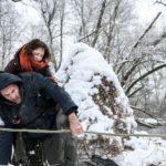 Eva e Christoph hanno un incidente aereo 15, Tempesta d'amore © ARD Christof Arnold