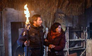 Eva e Christoph hanno un incidente aereo 21, Tempesta d'amore © ARD Christof Arnold