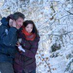 Eva e Christoph hanno un incidente aereo, Tempesta d'amore © ARD/Christof Arnold