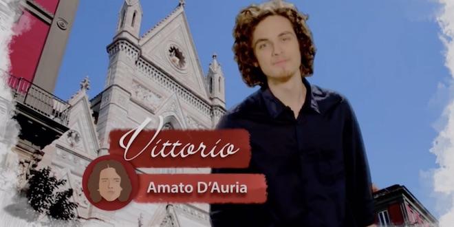 AMATO D'AURIA (Vittorio), sigla Un posto al sole