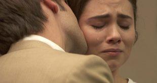 GONZALO e MARIA, l'addio a Il segreto