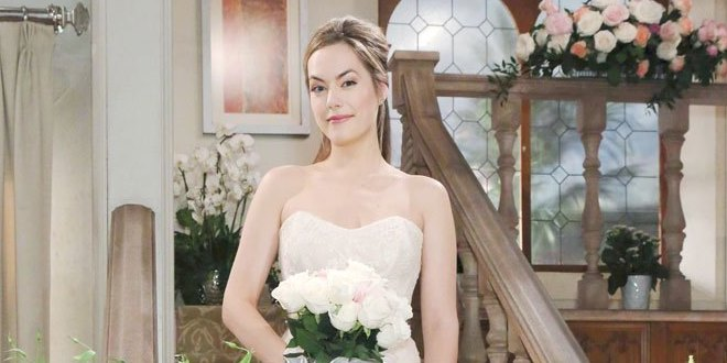 HOPE, le nozze / Beautiful (foto: CBS / JPI Studios)