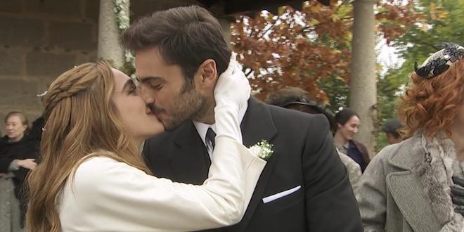 Il Segreto anticipazioni: SAUL e JULIETA, finalmente marito