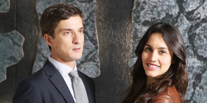 Alessandro Tiberi e Megan Montaner / LONTANO DA TE