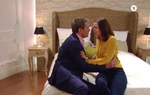 Christoph e Eva, Tempesta d'amore © ARD (Screenshot)