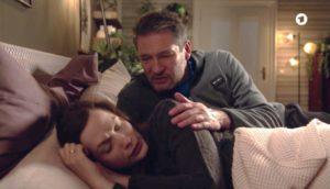 Eva e Christoph, Tempesta d'amore © ARD (Screenshot)