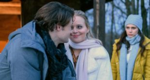 Joshua, Annabelle e Denise, Tempesta d'amore © ARD Christof Arnold
