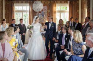 Matrimonio di Ragnar e Tina, Tempesta d'amore © ARD Christof Arnold