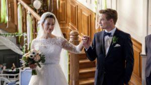 Matrimonio di Tina e Ragnar, Tempesta d'amore © ARD Christof Arnold