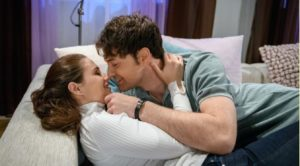 Denise e Joshua innamorati, Tempesta d'amore © ARD Christof Arnold
