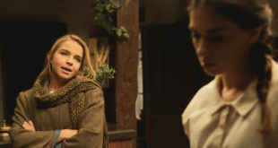 ANTOLINA ed ELSA / Il segreto (foto copyright: MEDIASET e ATRESMEDIA TV)