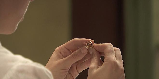 ELSA e l'anello di fidanzamento / Il segreto