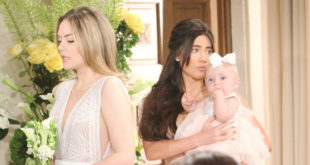 HOPE, STEFFY e BETH di BEAUTIFUL / Copyright foto: CBS - JPI Studios