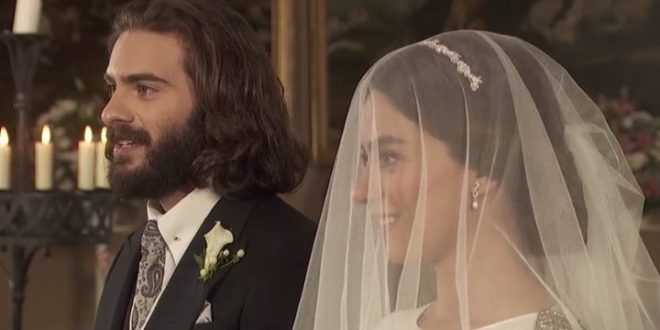 ISAAC ed ELSA, il matrimonio / Il segreto