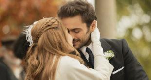 Le nozze di JULIETA e SAUL a Il segreto / Copyright foto: MEDIASET e ATRESMEDIA CORPORACION DE MEDIOS DE COMUNICACION S.A.